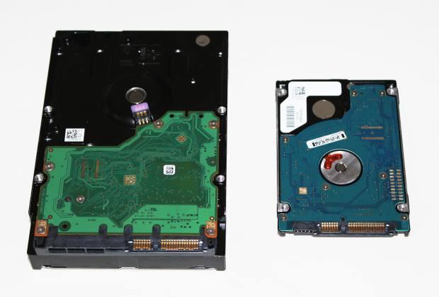 ハードディスクドライブの救出 のカテゴリ