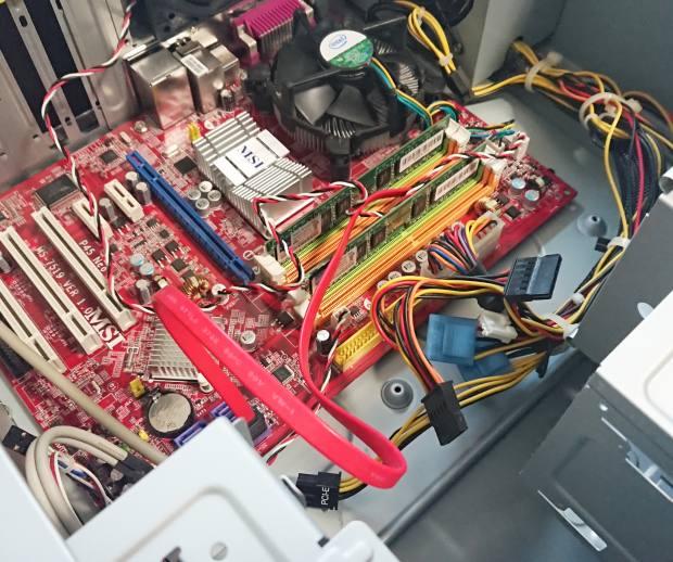 パソコン修理とは? のカテゴリ