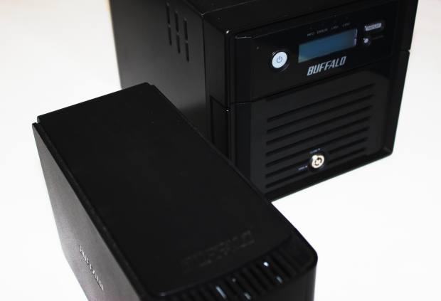 ファイルサーバー・NAS
