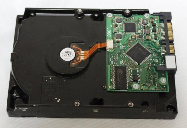 ハードディスクの基板