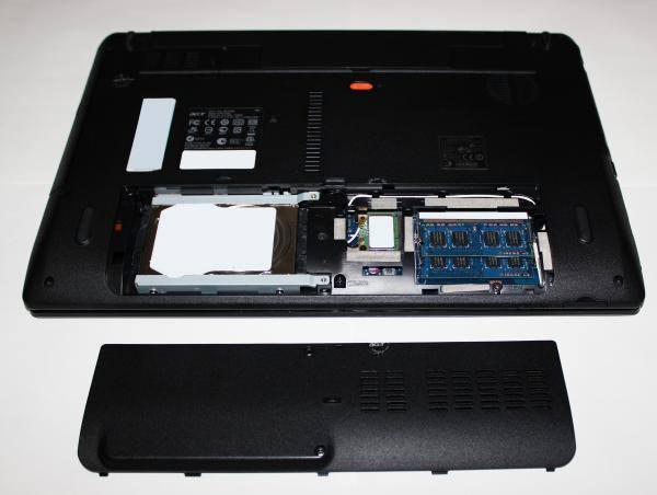 Acerのパソコン