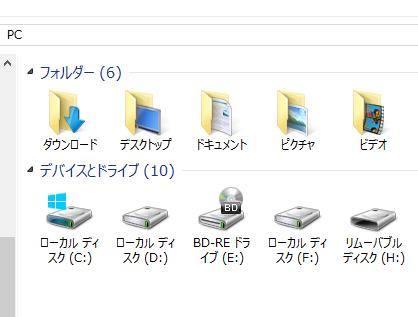 内蔵ディスクドライブ