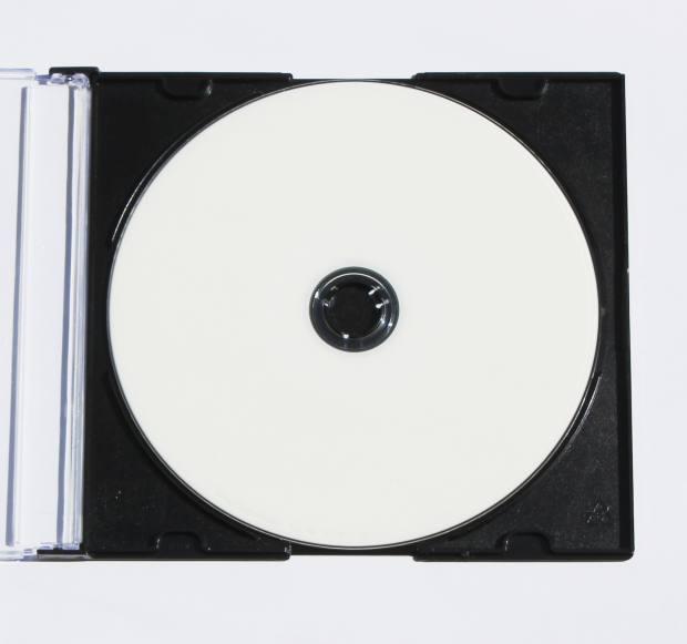BD-REのディスク