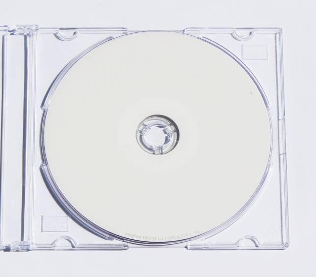 DVD-Rのディスク