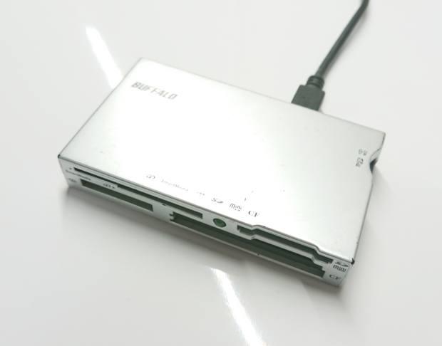 USBカードリーダー・ライター