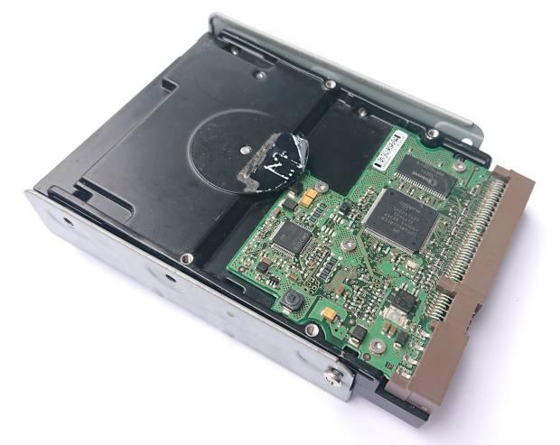パソコンのHDD