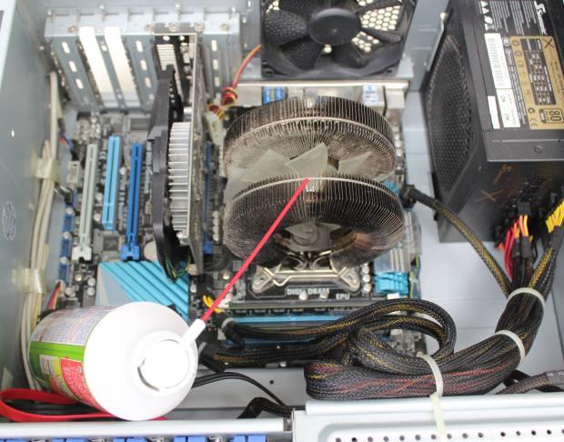 パソコンの各種パーツ