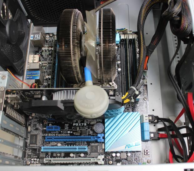 PC本体の掃除