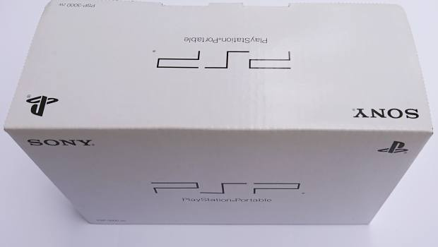 PSPの箱