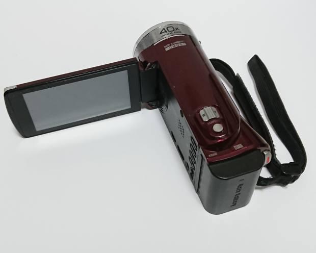 デジタルビデオカメラ本体