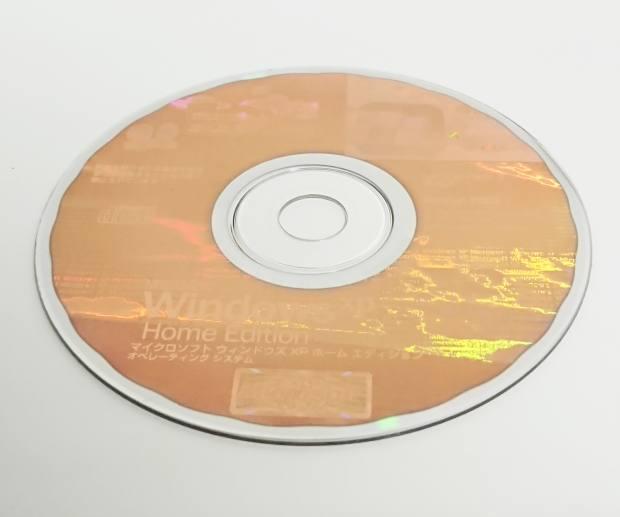 Windowsのディスク
