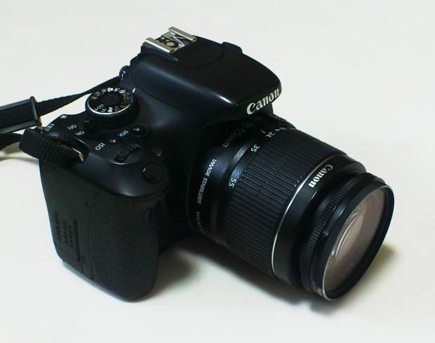 デジタルカメラ本体