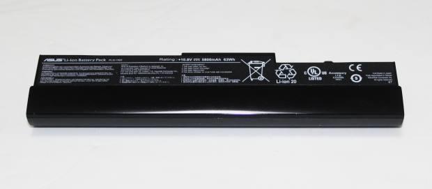 ノートPCのバッテリー