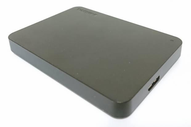 ポータブルハードディスクの製品