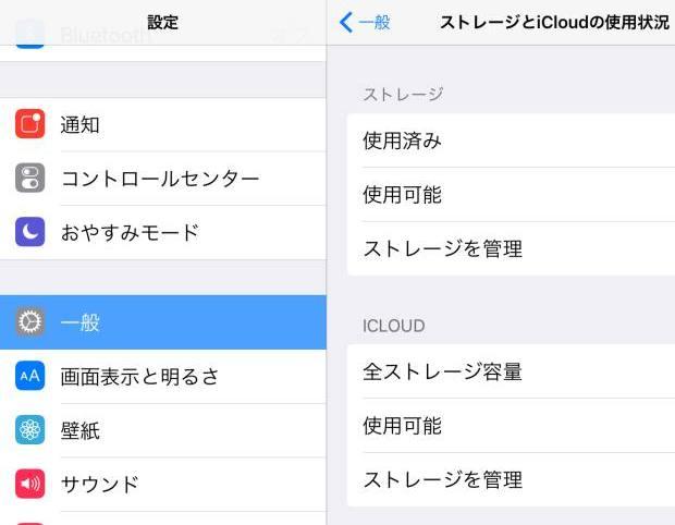iPadの使用状況