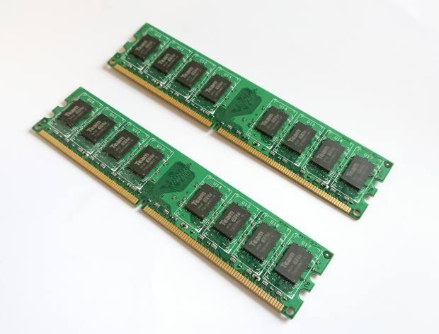 パソコン用のメモリ