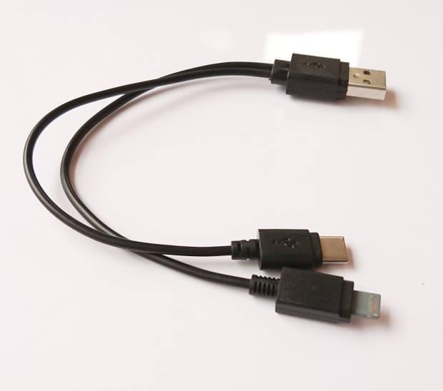 USBのコード
