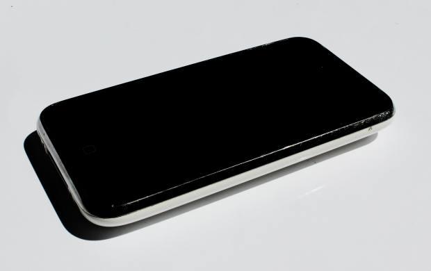 iPhoneの端末