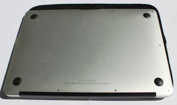 MacBookAirのノートパソコン