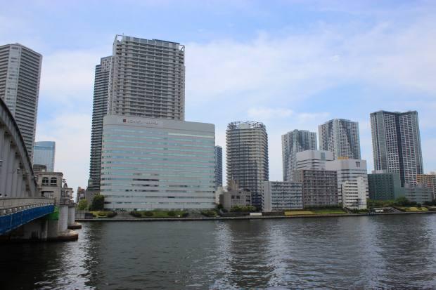 東京の都市部