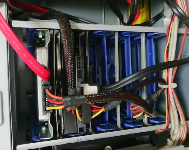 ハードディスクの装置