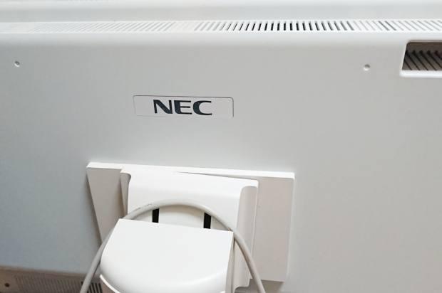 NECのモニター