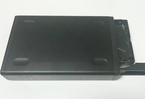 外付けの HDD