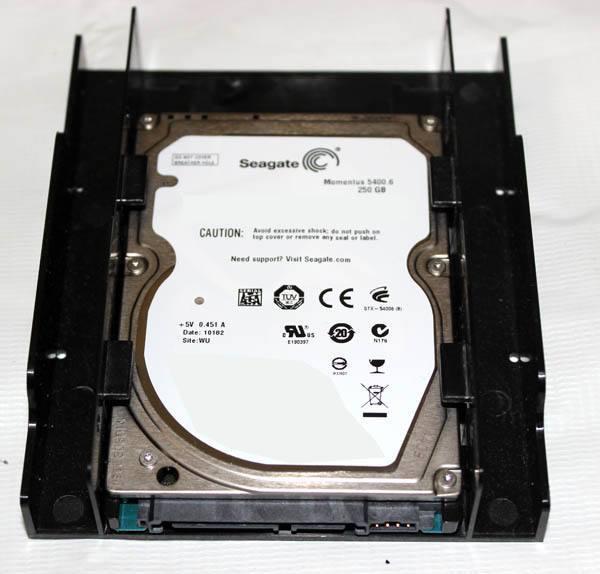 HDD変換マウンター