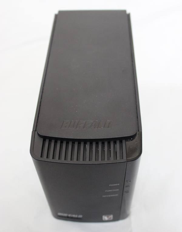 ネットワーク対応ハードディスク