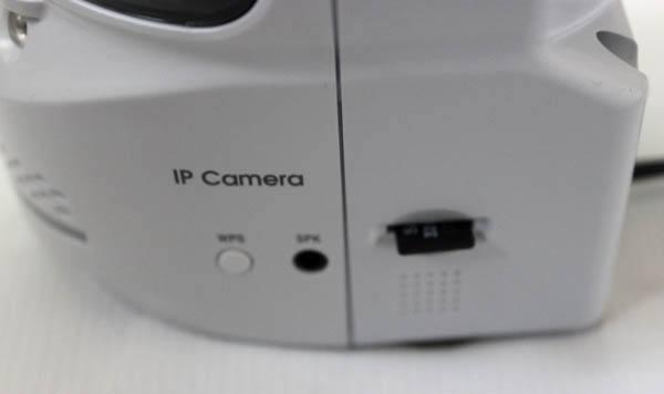ネットワークカメラのSDカード