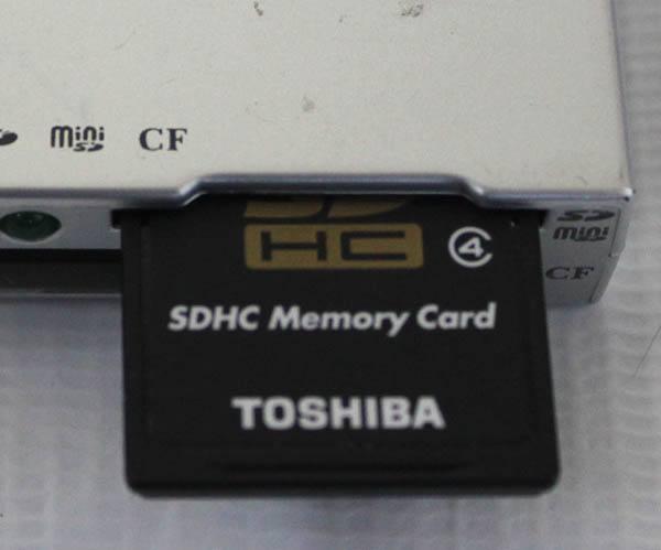 SDHCカード