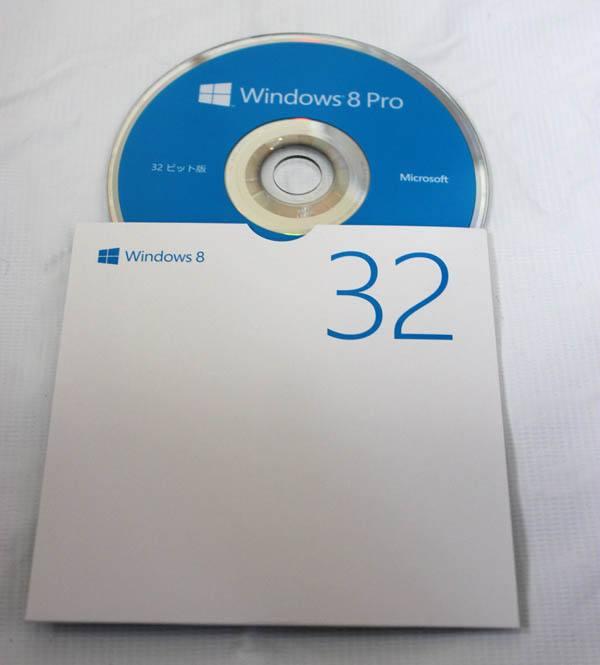 32bitのWindows 8