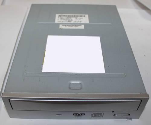内蔵DVDドライブ装置