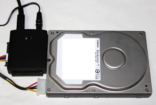 HDD変換アダプター