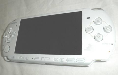 PSP プレイステーションポータブル