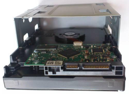 SATAハードディスク