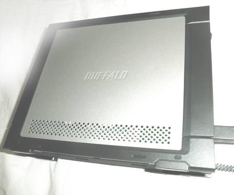 外付けハードディスクドライブ