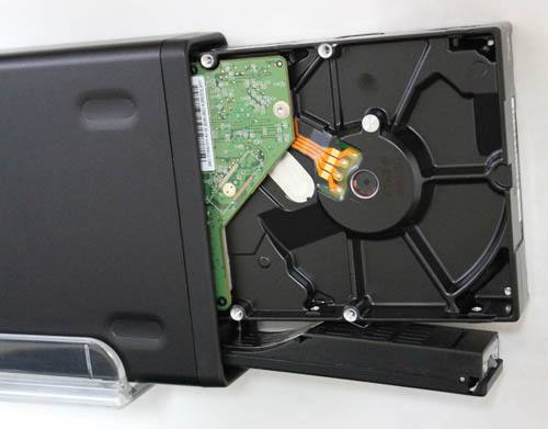 外付けハードディスクケース