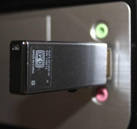 USBメモリー