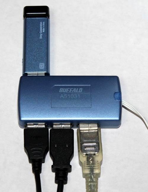 USBハブ