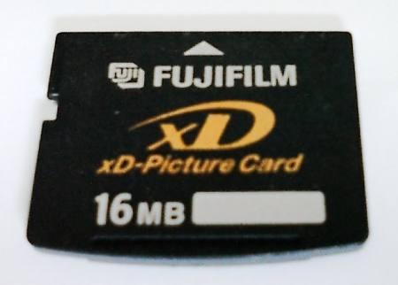 xdカード