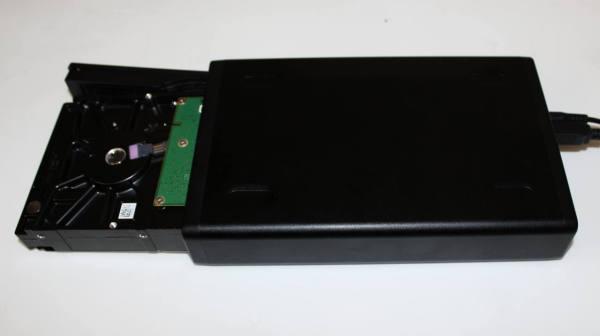 外部HDDケース