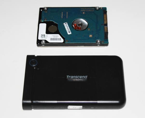 ポータブル型HDD