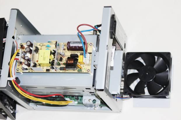 ネットワーク対応HDD