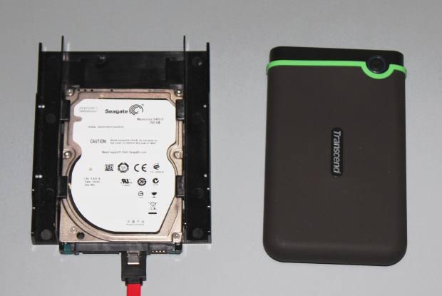 USB外付けハードディスク