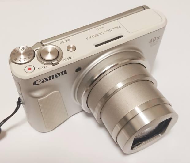Canonのデジカメ
