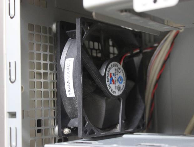 PCケースの冷却ファン