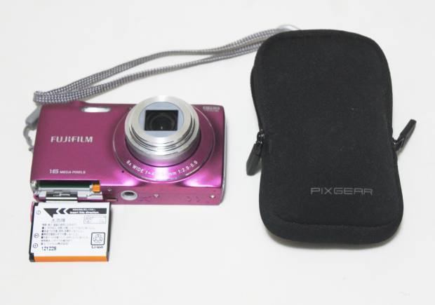富士フィルムのカメラ