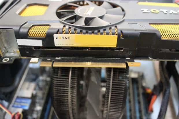 ZOTACのビデオカード
